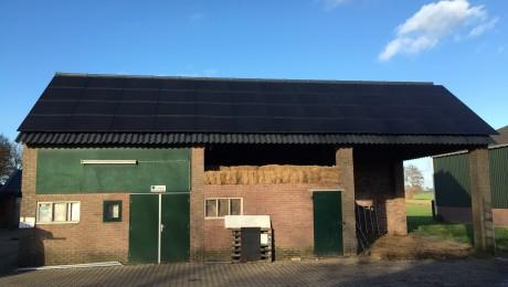 Asbest verwijderen + nieuwe zonnepanelen